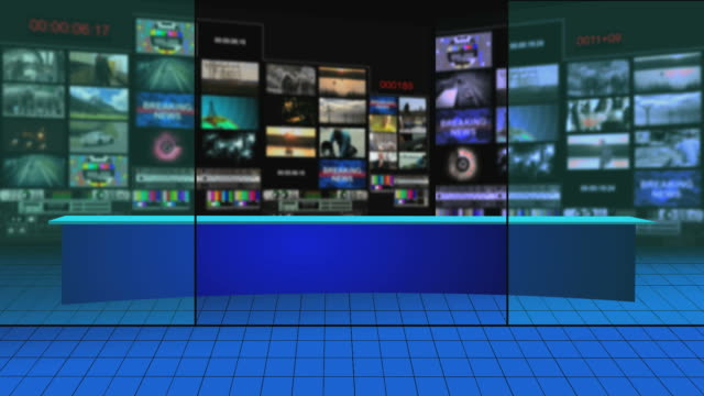 Virtual Broadcast Studio video