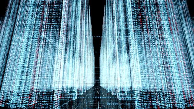 Virtual Data animation