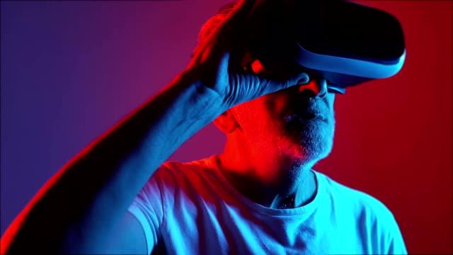virtual reality - rzeczywistość witrualna filmów i materiałów b-roll