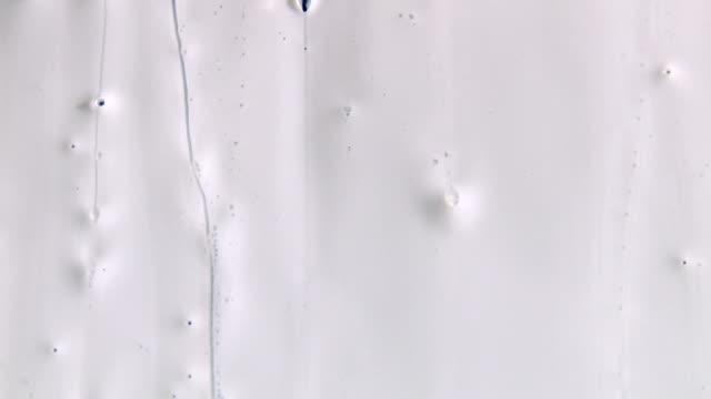 Viscous Flow 02 white video