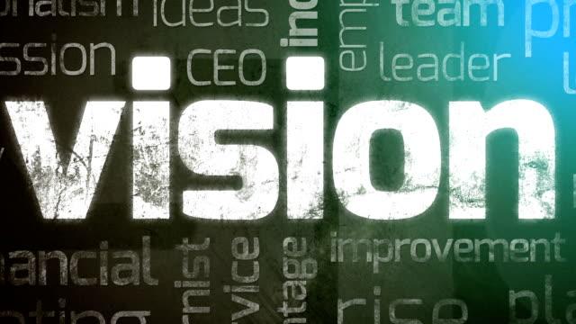Vision Animation Backround video