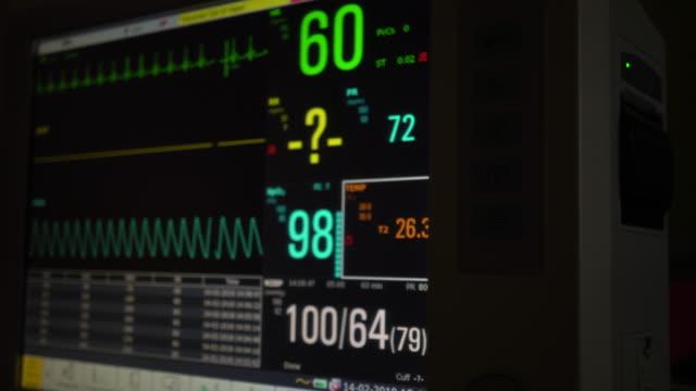 Vital signs monitor video