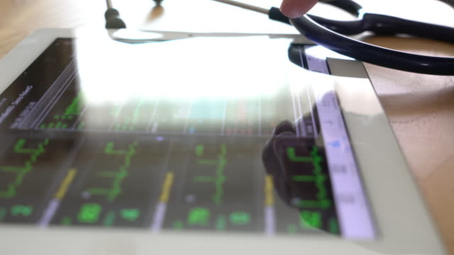 Vital Signs screen Monitor video