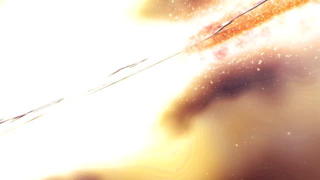 Vitruvian Galaxy Space video