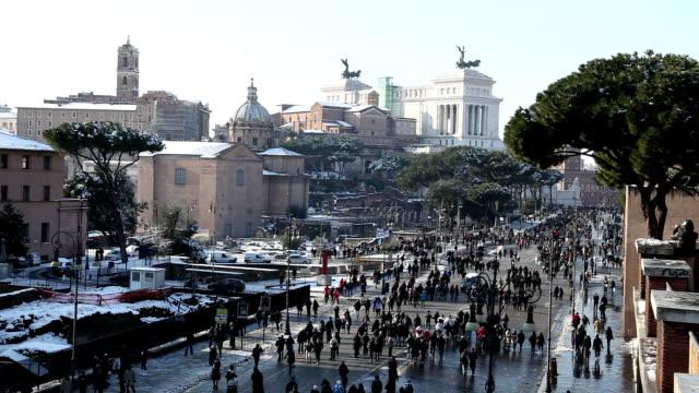 Vittorio Emanuele Monument video