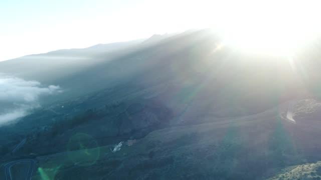 Volcanic landscape of Tenerife