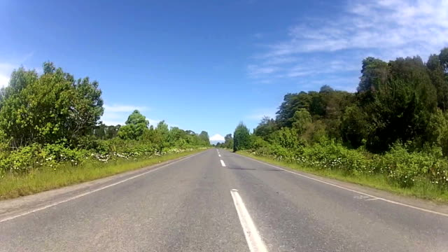 volcano road video