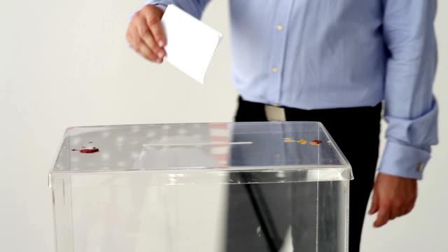 vidéos et rushes de vote - picto urne