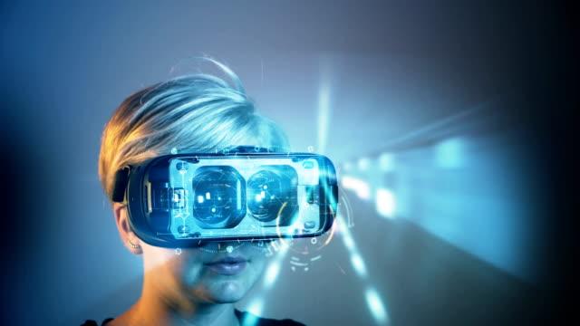 vr goggles concept video