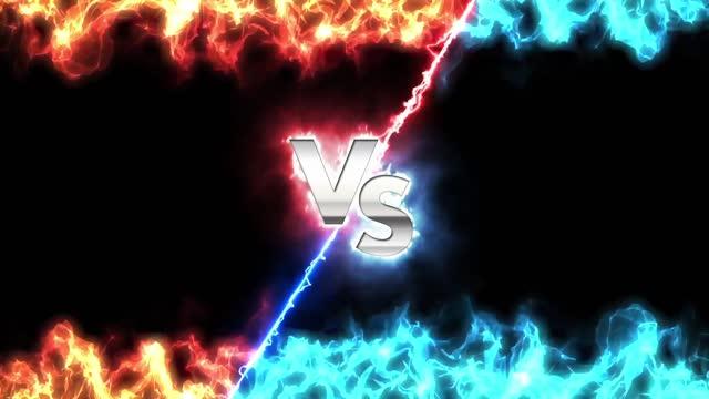 vs title
