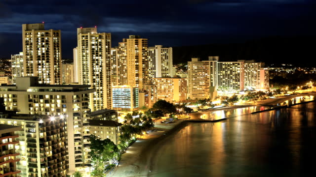 Waikiki Beach Time Lapse Honolulu, HI and Big Island, HI time lapse and real time footage series. waikiki stock videos & royalty-free footage