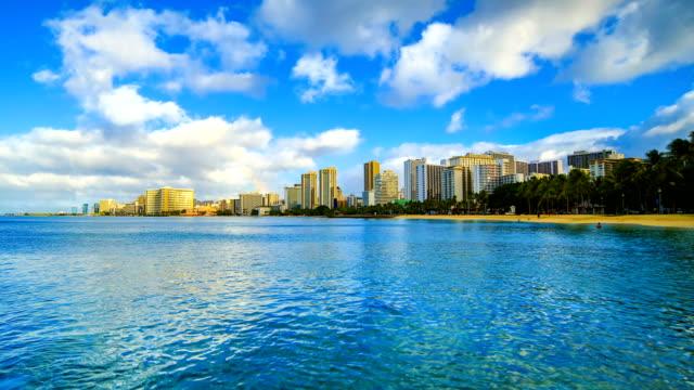 Waikiki Beach video