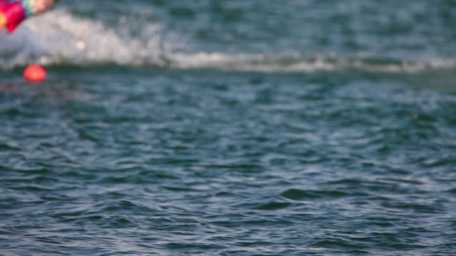 HD Wakeboarder on Lake video