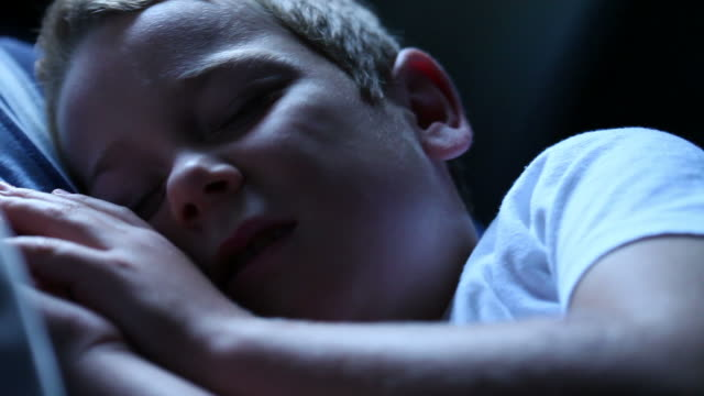 Waking Little Boy video