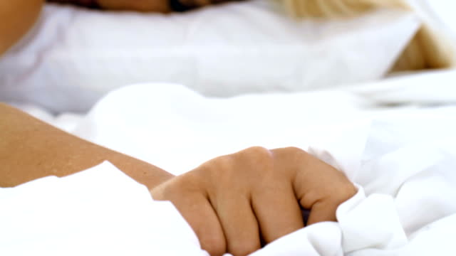 Waking up gorgeous video