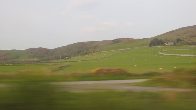Wales by Train