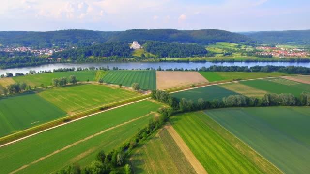 Walhalla Memorial And Bavarian Danube Valley video