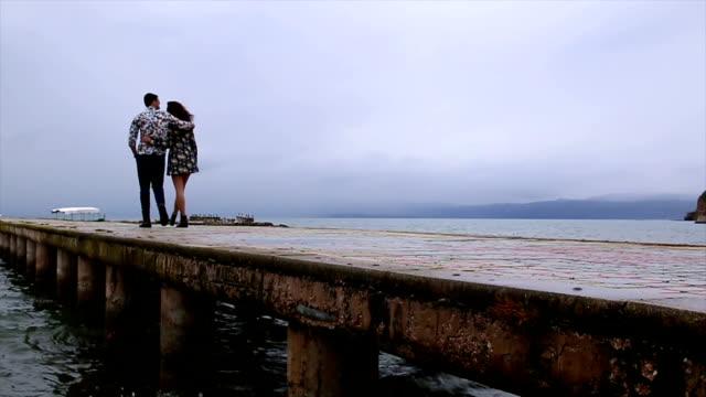 Walk the love pair video