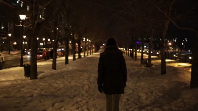walking away video