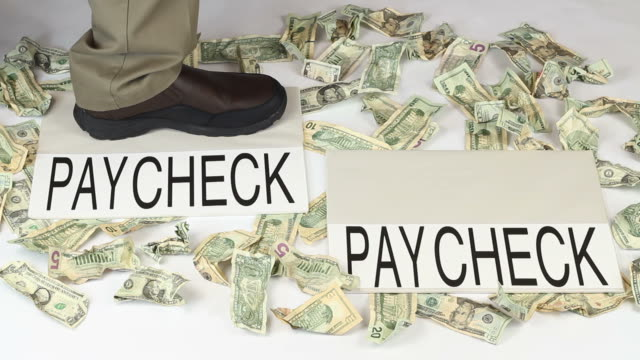 Walking from Paycheck to Paycheck video