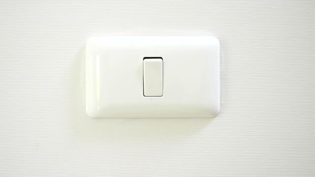 HD Wall Light Switch video