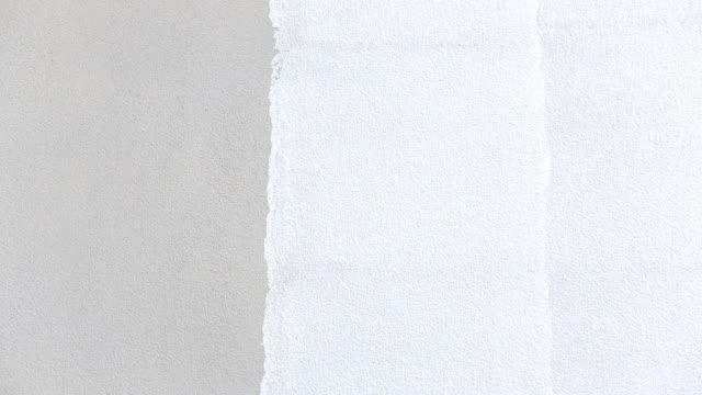 malowanie ściany - ściana filmów i materiałów b-roll