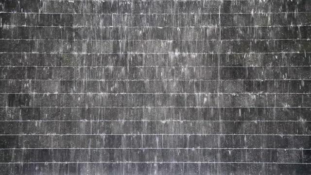 壁一面の滝 - 壁点の映像素材/bロール
