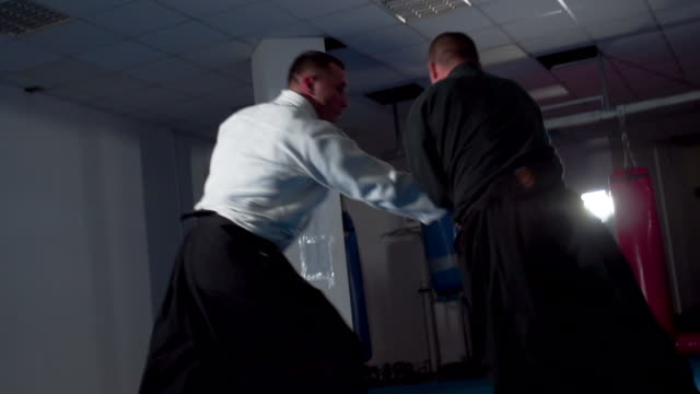 I want to be aikido champion