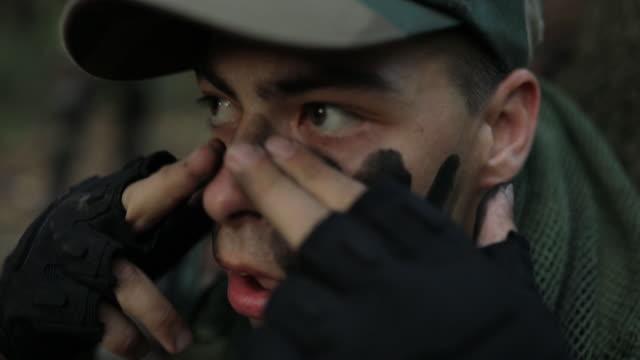 War camouflage