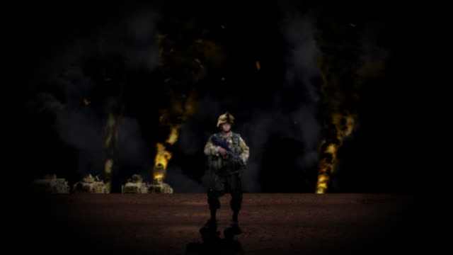 war in iraq video