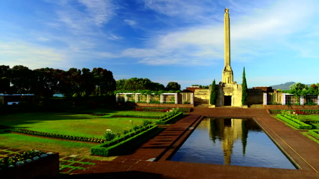 War Memorial in New Zealand video