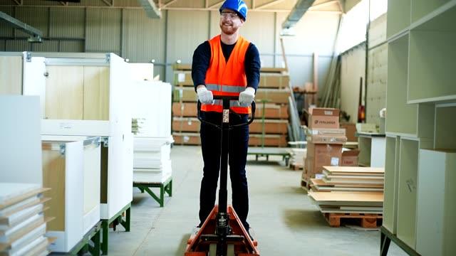 Warehouse video