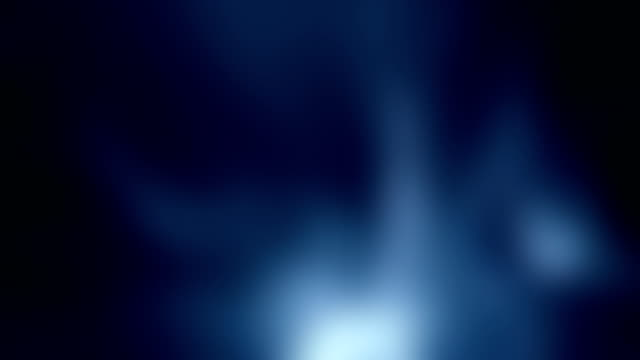 4K Warm Blue Light Leak Backgrounds Loopable video