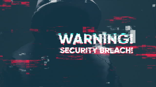 Warning Security Breach