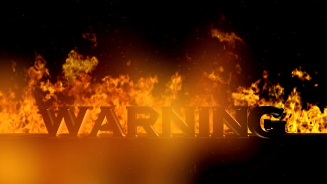 Warning Warning very usefull for documentary films... scandal abc stock videos & royalty-free footage