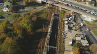 istock Warsaw's Railway Station seen from above. Sunny, autumn day 1312625126