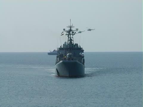 Warship DV video