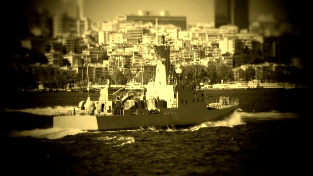 Warship video