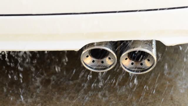 Washing the Car video