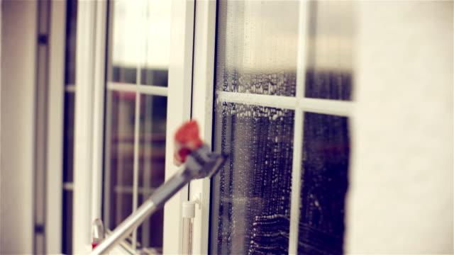 Washing the window video