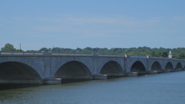 Washington DC: Arlington Memorial Bridge
