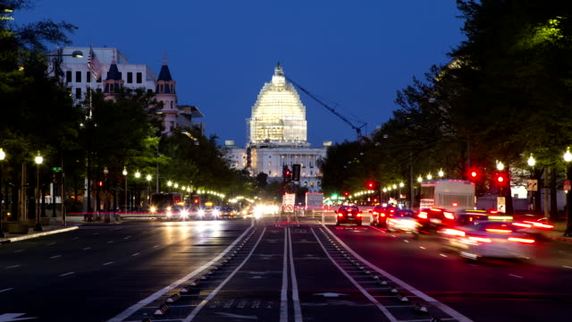 Washington DC Capitol video
