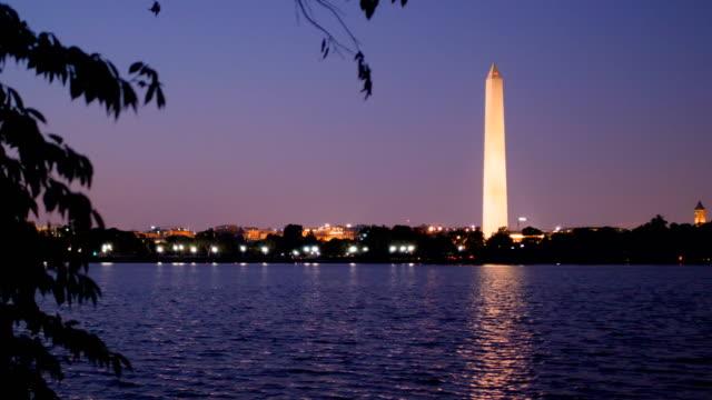 ワシントン d .c . - 記念建造物点の映像素材/bロール