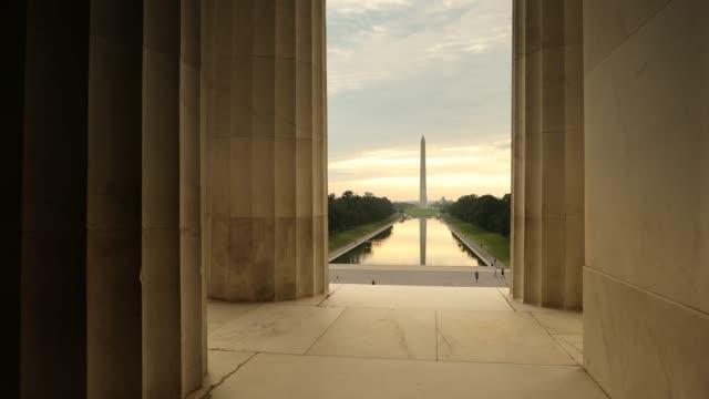 Washington Monument in DC USA