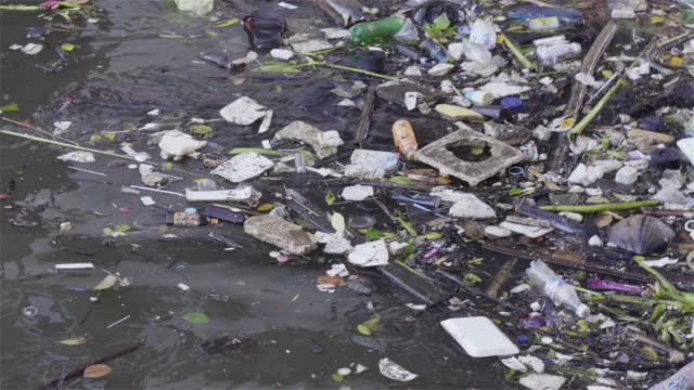 Waste and sewage problems video