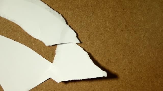 waste paper video