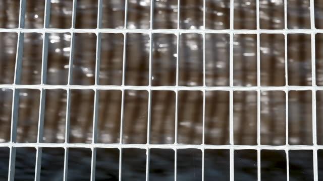 trattamento delle acque reflue - full hd format video stock e b–roll