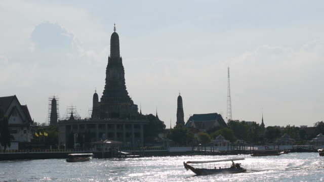 Wat Arun, Bangkok, Thailand video