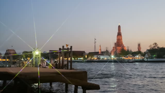Wat Arun The Temple of Dawn video