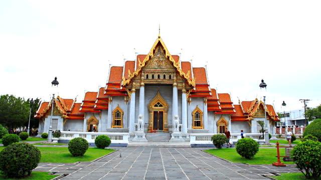 Wat Benchamabophit video